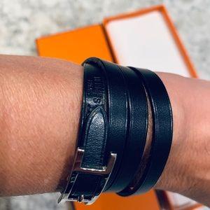 HERMES Wrap Bracelet